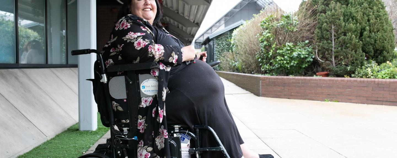 Wheelchair users experiences cambridgeshire