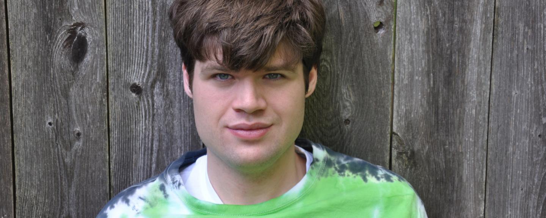 Autism workshop Peterborough - picture of autistic man
