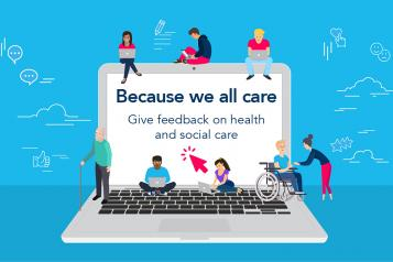 Feedback your experiences to Healthwatch Peterborough. Complain NHS or social care