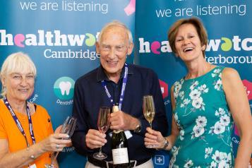 Healthwatch Directors meeting