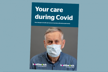 health and social care patient experience Peterborough