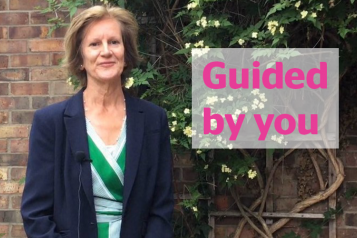Healthwatch Chair Val Moore Annual Report