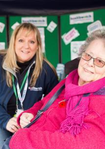 wheelchair users forum peterborough